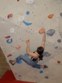 route setting programmes - Angela bouldering